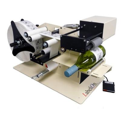 Round Benchtop Labeling Machine